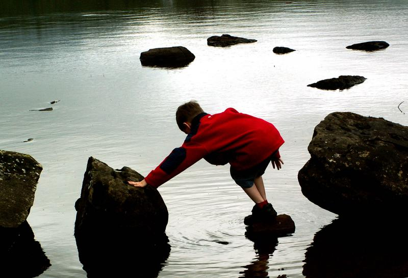 7th July 2005 Lough Eske