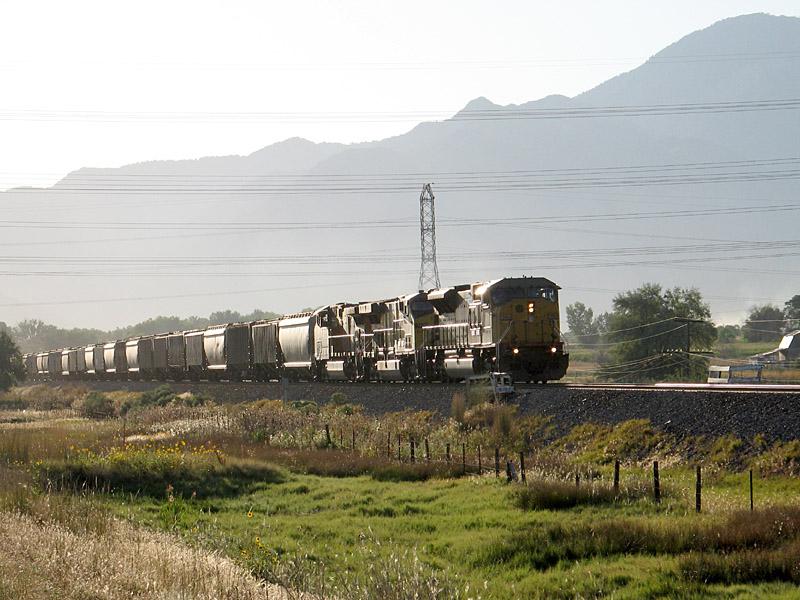 Monday morning rail...