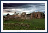 Lindisfarne Abbey & Church