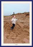James iin a dune