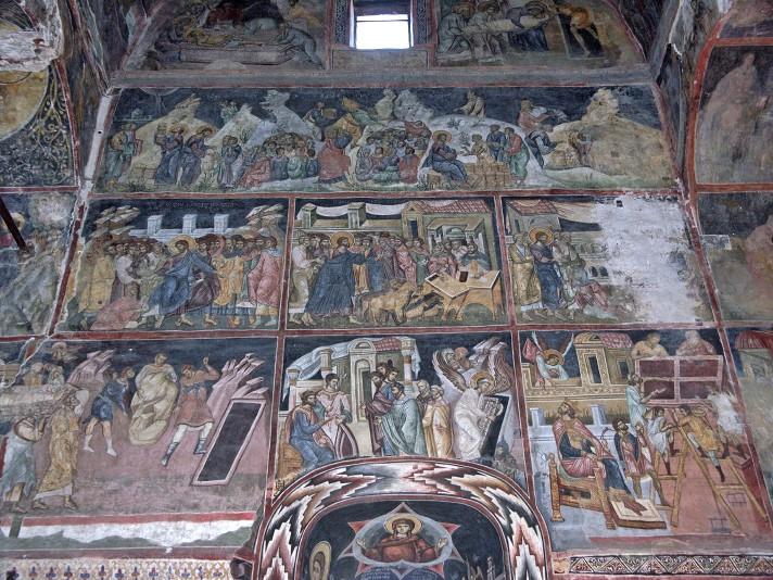 Curtea de Arges : église princière2.jpg