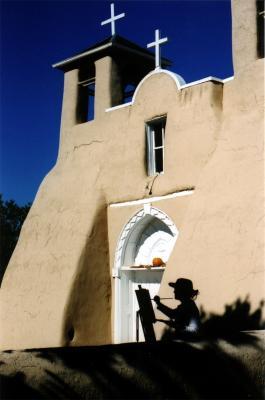 St Francis of Assisi Church, Rancho de Taos