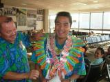 Bolo's Last Day & Departure to Hilo...