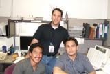 Josh, Denny & Alex....Crew Scheduling