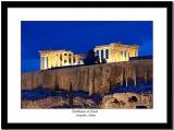 Parthenon at Dusk