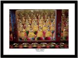 Budha puppets