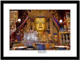 Budha shrine