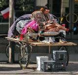 01 14 04 Homeless in Austin, olyuz,noiseware