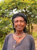 Tribal woman near Jinka