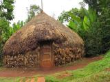 Hut around Dila