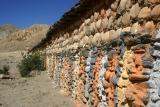 The longest mani prayer wall