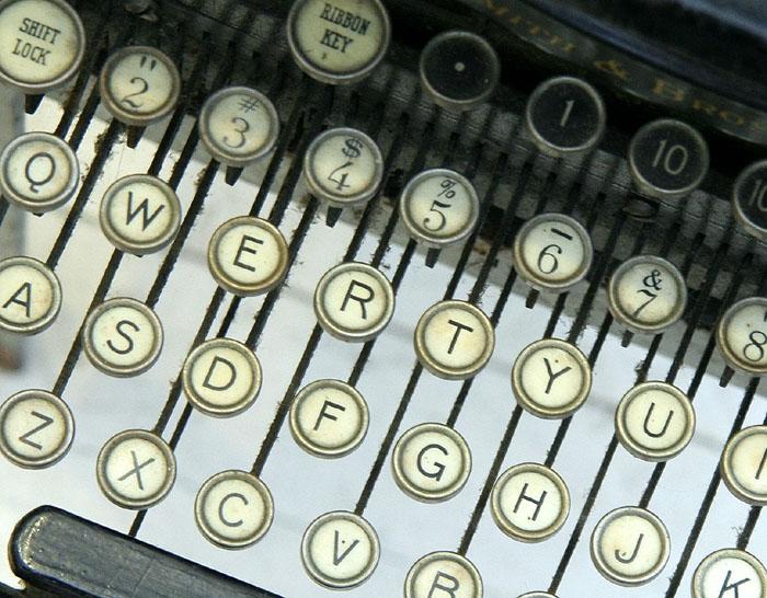 A Qwerty of Keys