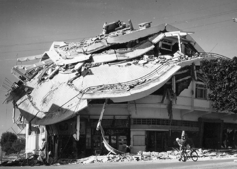 Agadir earthquake 1