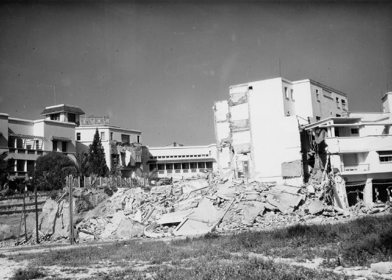 Agadir earthquake  8