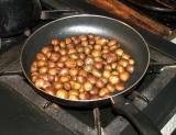 sartenearlos con un poco de aceite de oliva