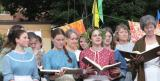 Summer Revels Solstice Celebration in Vermont