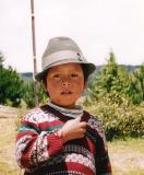 An Andean Face