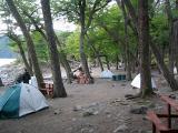 Camping Grey
