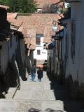 Cusco Streetscene