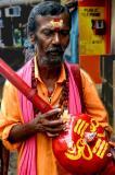 ektara player, cochin