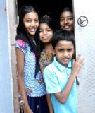 muslim town, cochin