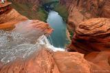 Glen Canyon Rain-Fall