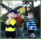 Let's go Knott's Berry Farm-Camp Snoopy in USA / 02FEB2000