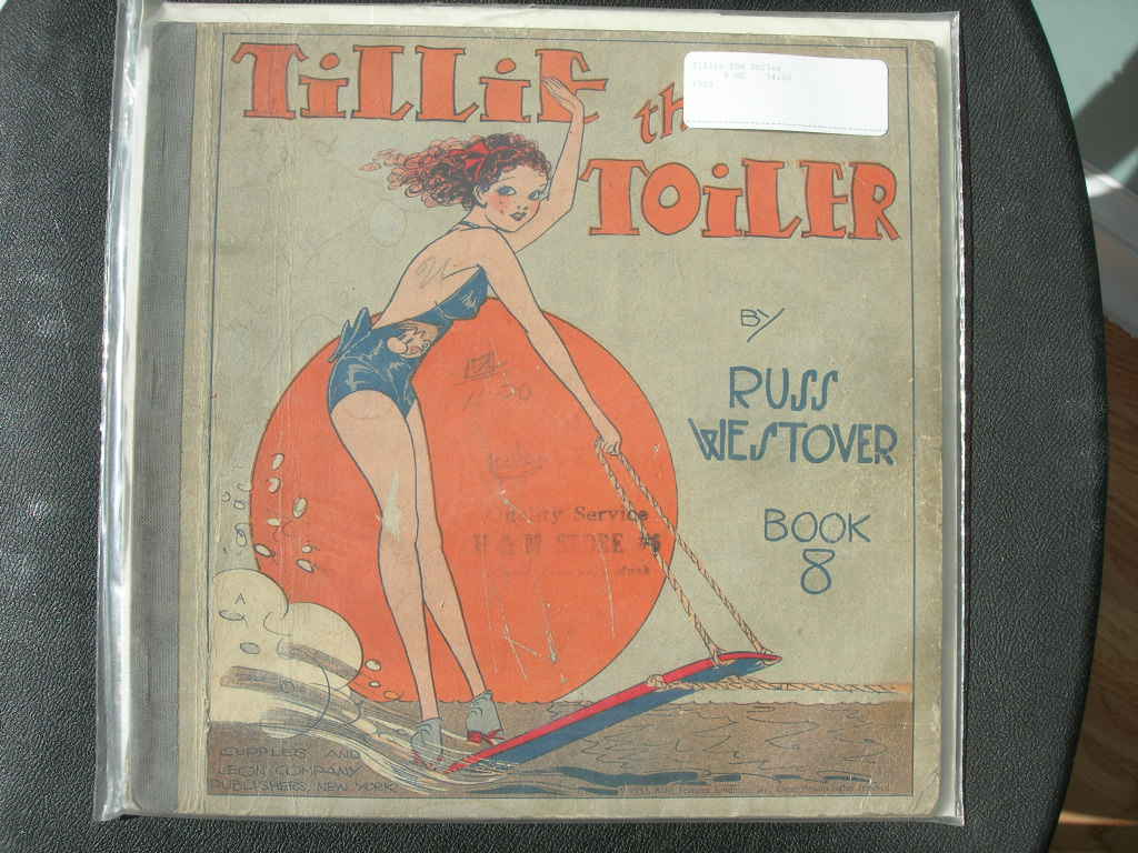 Tillie the Toiler Book 8