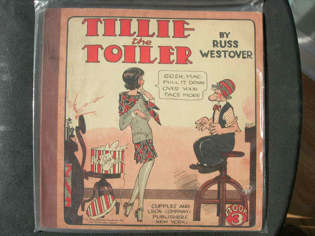 Tillie the Toiler Book 3