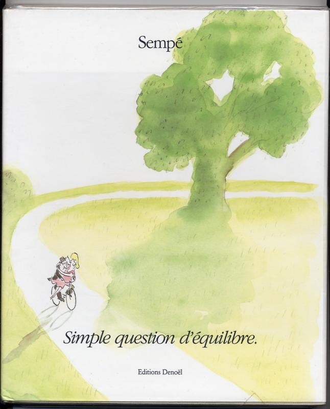 Simple question dequilibre (1992 ed.)