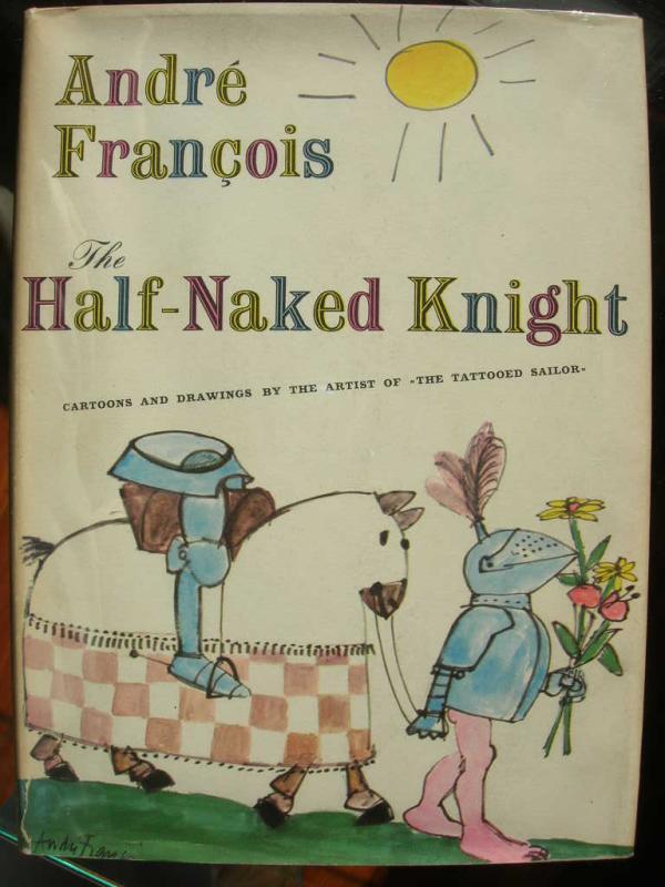 The Half-Naked Knight (1958)