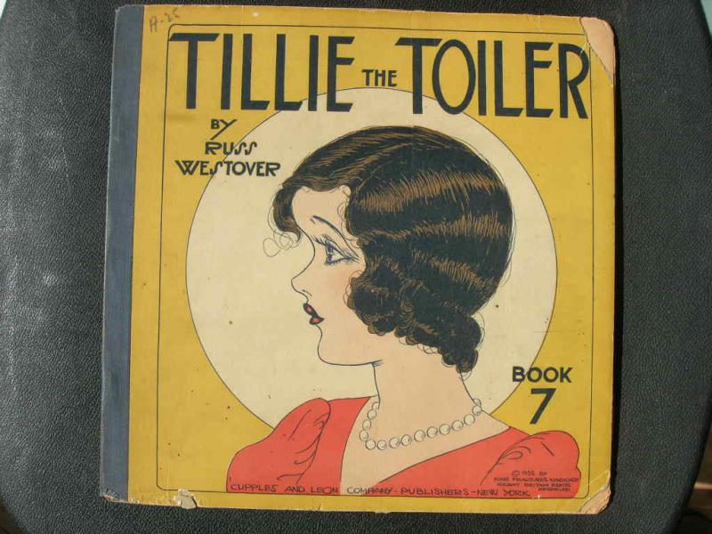 Tillie the Toiler Book 7