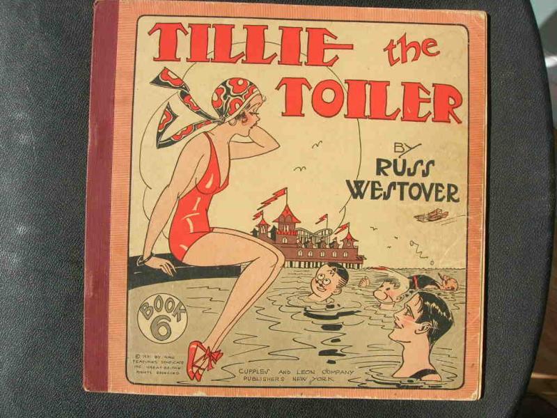 Tillie the Toiler Book 6