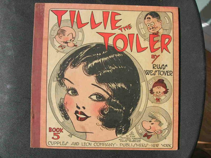 Tillie the Toiler Book 5