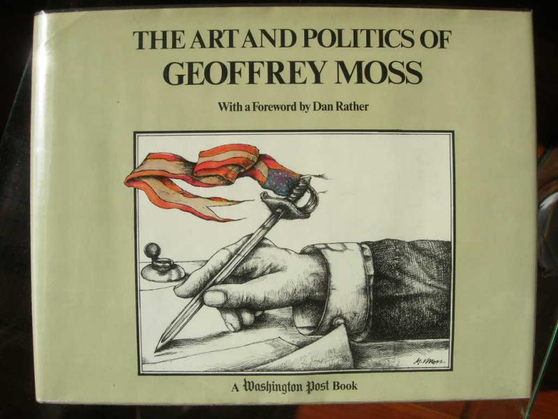 The Art and Politics of Geoffrey Moss (1977)