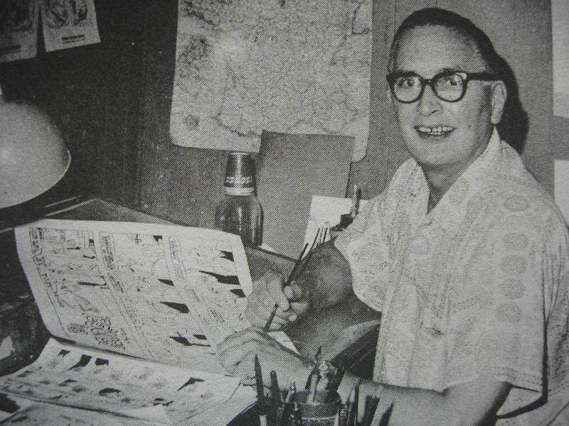 Virgil Partch