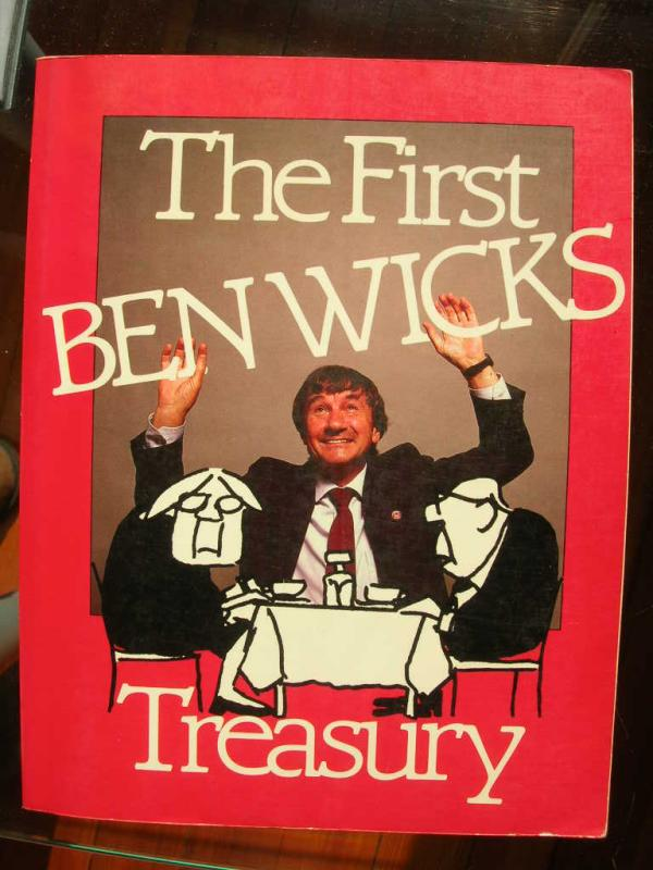 The First Ben Wicks Treasury (1985)