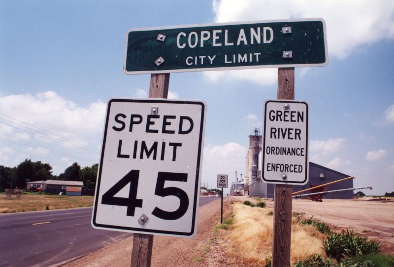Copeland, Kansas