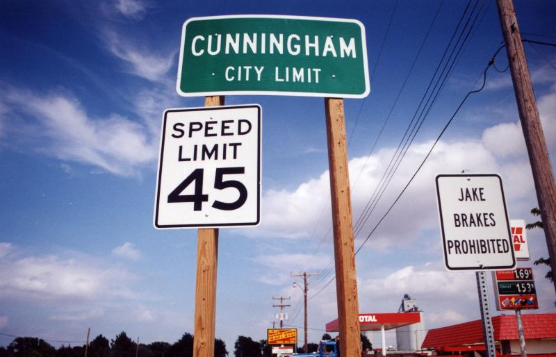 Cunningham, Kansas
