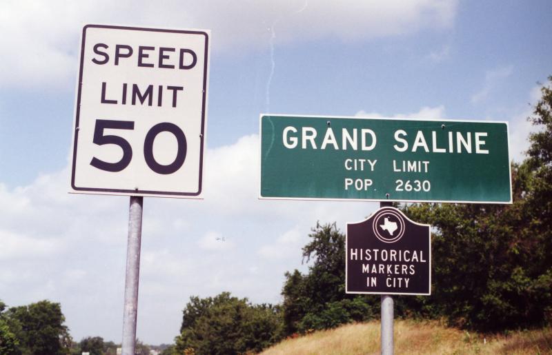 Grand Saline, Texas