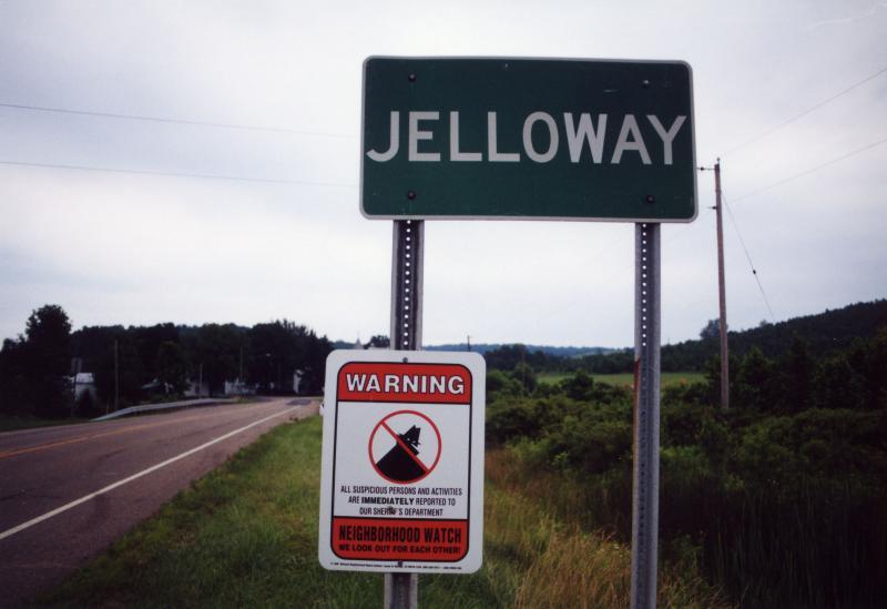 Jelloway, Ohio
