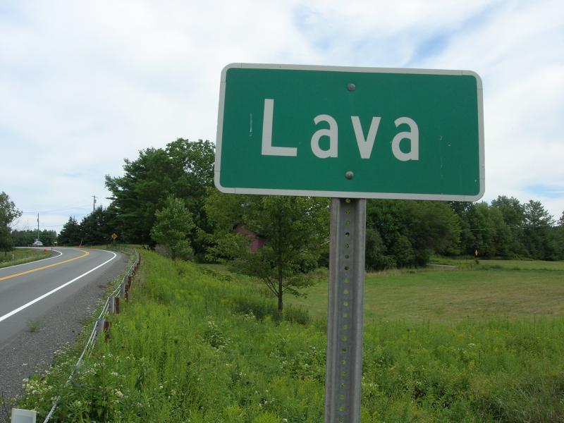 Lava, New York