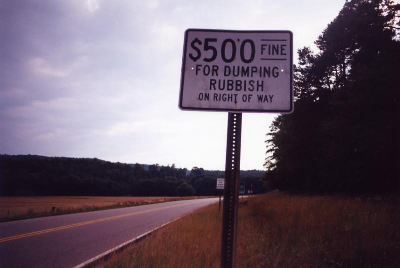 Near GA - AL state lines