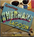 Greetings from Sherman's Lagoon (2001) (Inscribed with original drawing of Fillmore)
