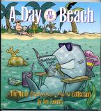 A Day At The Beach (2005) (Inscribed with original drawing of Hawthorne)