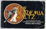 The Academia Waltz (1979) (inscribed with drawing of Opus)