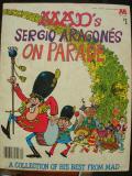 Mad's Sergio Aragones On Parade