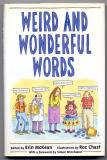 Weird and Wonderful Words (2002) (signed copies)