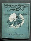 Buster Brown Abroad