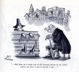 Cartoon from Ed Fisher's Domesday Book